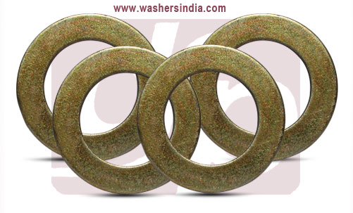 compound washers - flat washers - plain washers manufacturers exporters suppliers in india punjab ludhiana